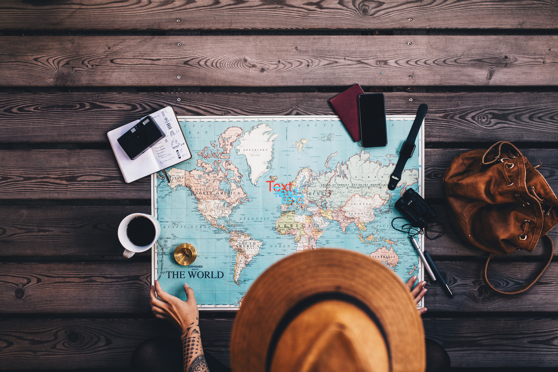 My Dream of Travel Started With Doing the Work